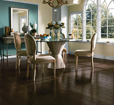 Hardwood Flooring Showroom and Installation