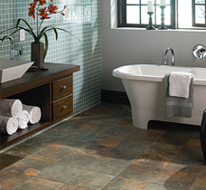 Tile/Stone Floor Showroom and Installation