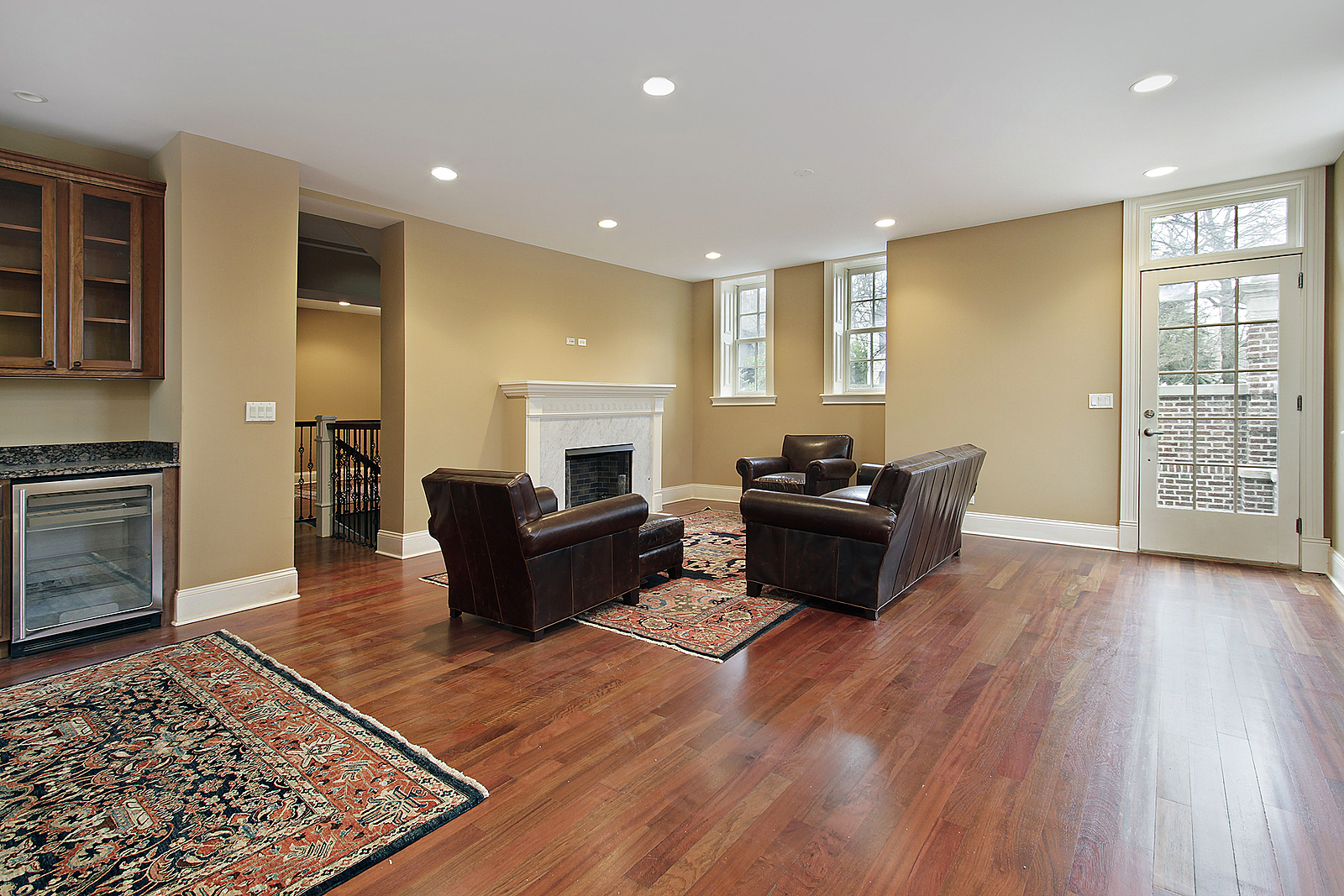 Carpet vs. Wood: Which One to Choose for Your New Home